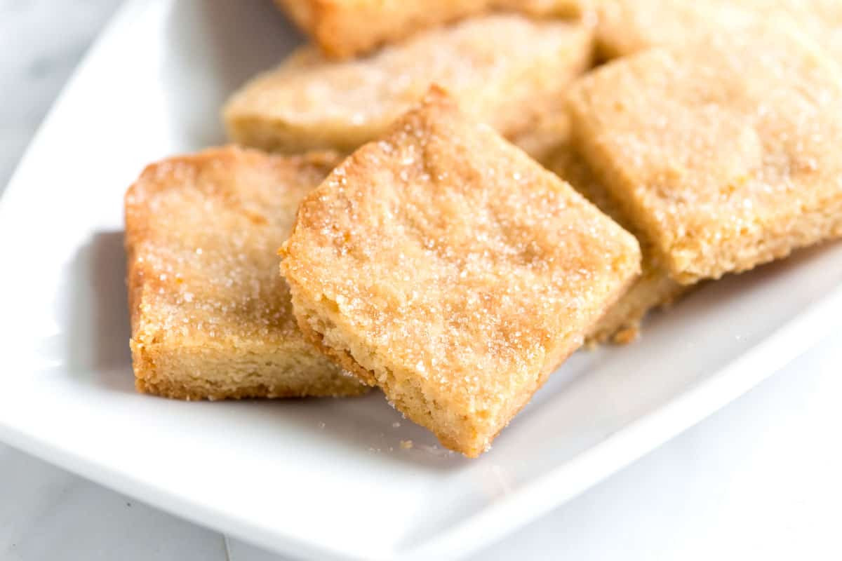 Recipe For Shortbread Cookies  Rich Buttery Shortbread Cookies Recipe