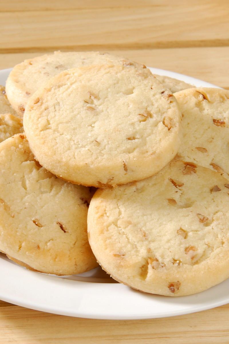 Recipe For Shortbread Cookies  pecan shortbread cookies