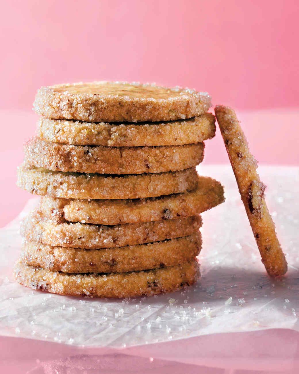 Recipe For Shortbread Cookies  shortbread cookies martha stewart