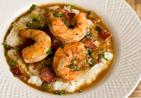 Recipe For Shrimp And Grits  A Quick & Easy Shrimp and Grits from MJ s Kitchen