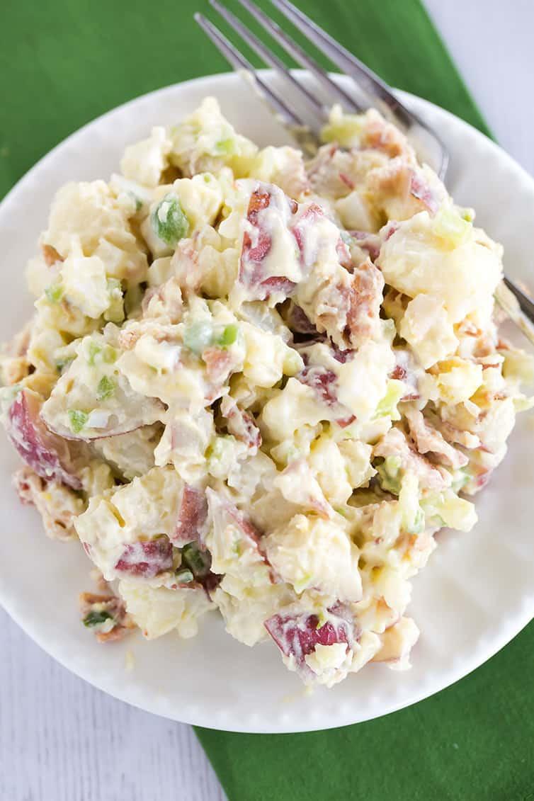 Recipe Potato Salad  Best Ever Potato Salad Recipe