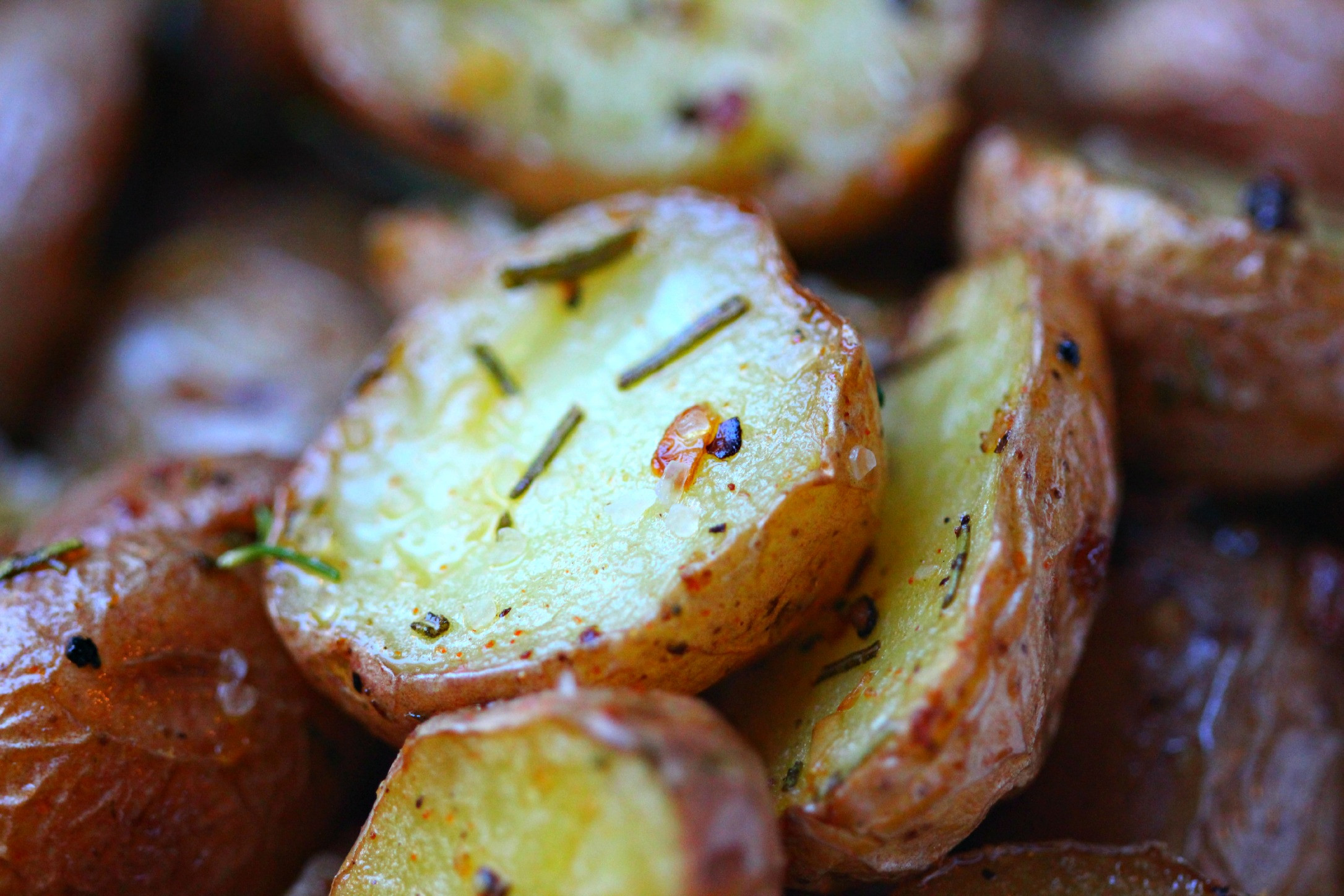 Recipe Roasted Potatoes  Herb Roasted Potatoes Recipe