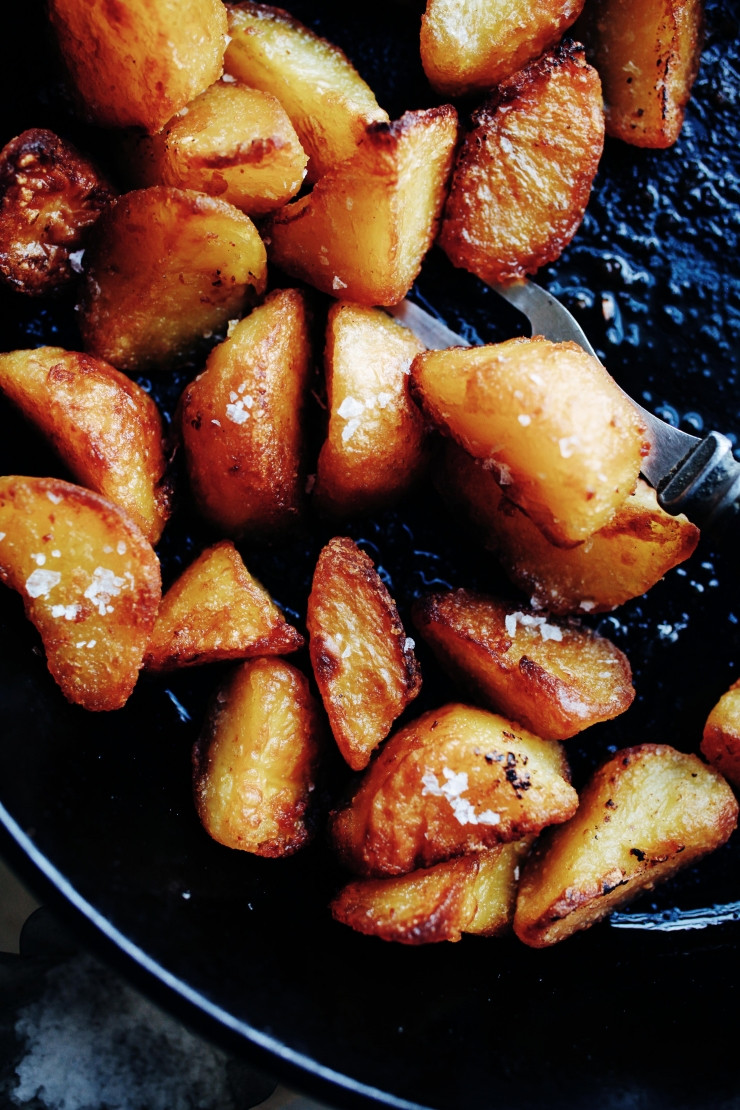Recipe Roasted Potatoes  Crispy Roast Potatoes