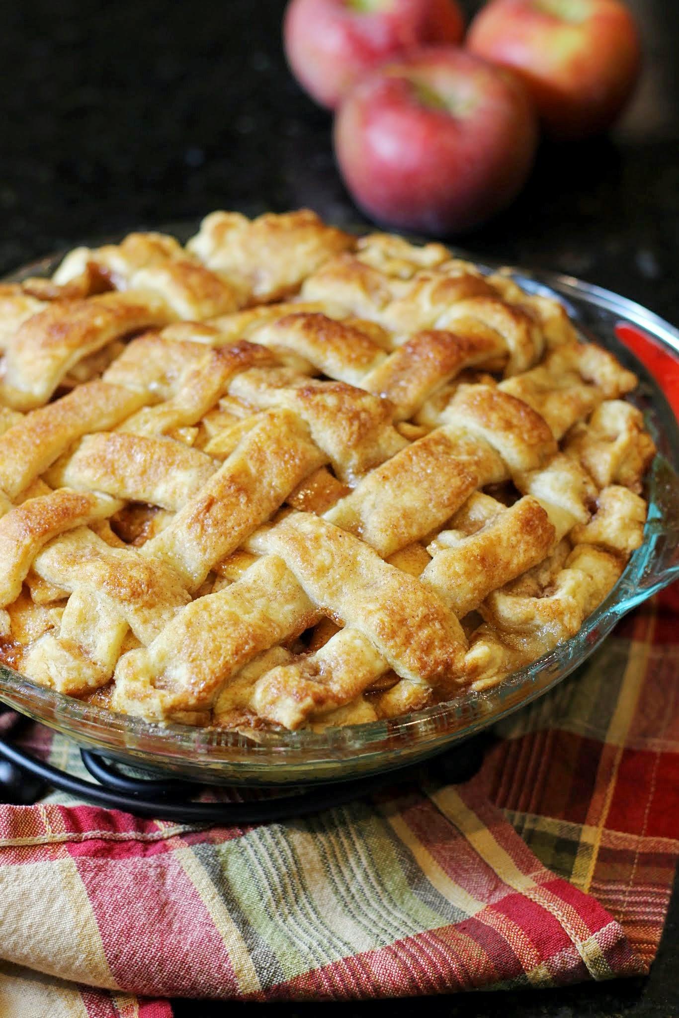 Recipes For Apple Pie  best apple pie recipe in the world