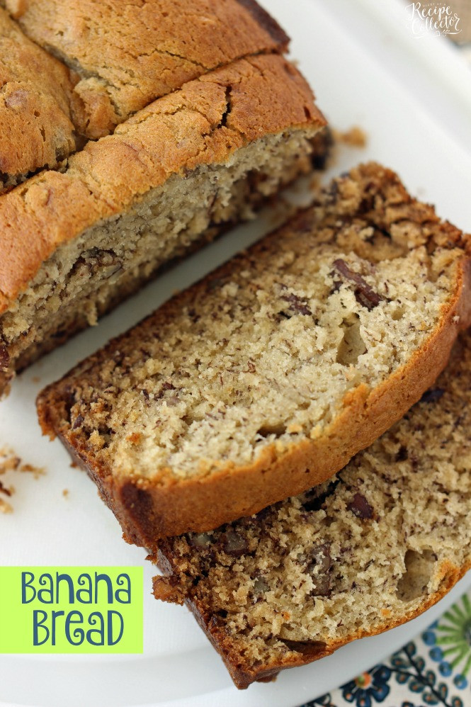 Recipes For Ripe Bananas Other Than Banana Bread  Banana Bread Diary of A Recipe Collector