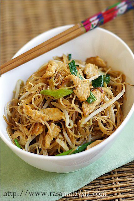 Recipes With Rice Noodles  100 Vermicelli recipes on Pinterest