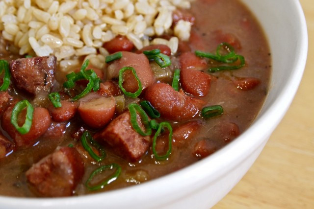 Red Beans And Rice Slow Cooker  Slow Cooker Red Beans and Rice How to Prepare and Save