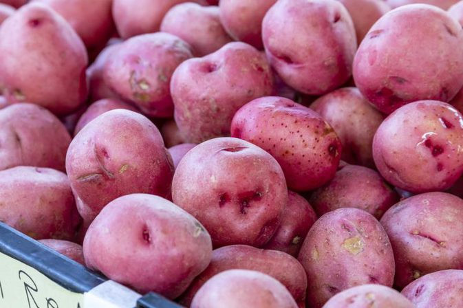 Red Potato Nutrition  Nutrition Data on Boiled Red Potatoes
