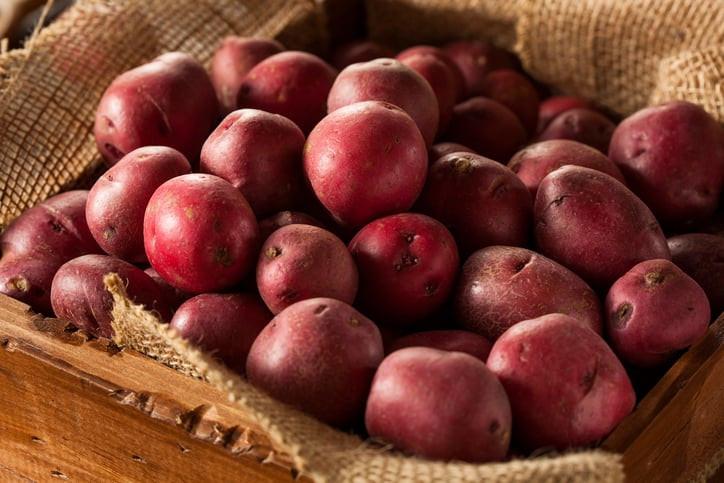 Red Potato Nutrition  Potato Soup Vegan