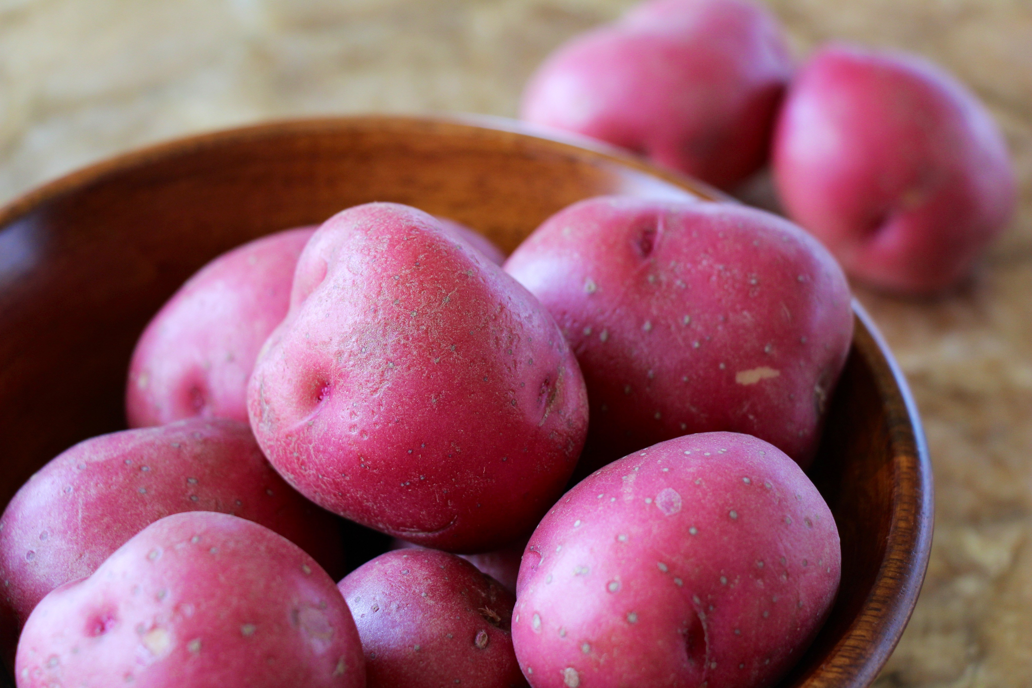 Red Potato Nutrition  The Not So Dirty Half Dozen the 6 Best Foods for