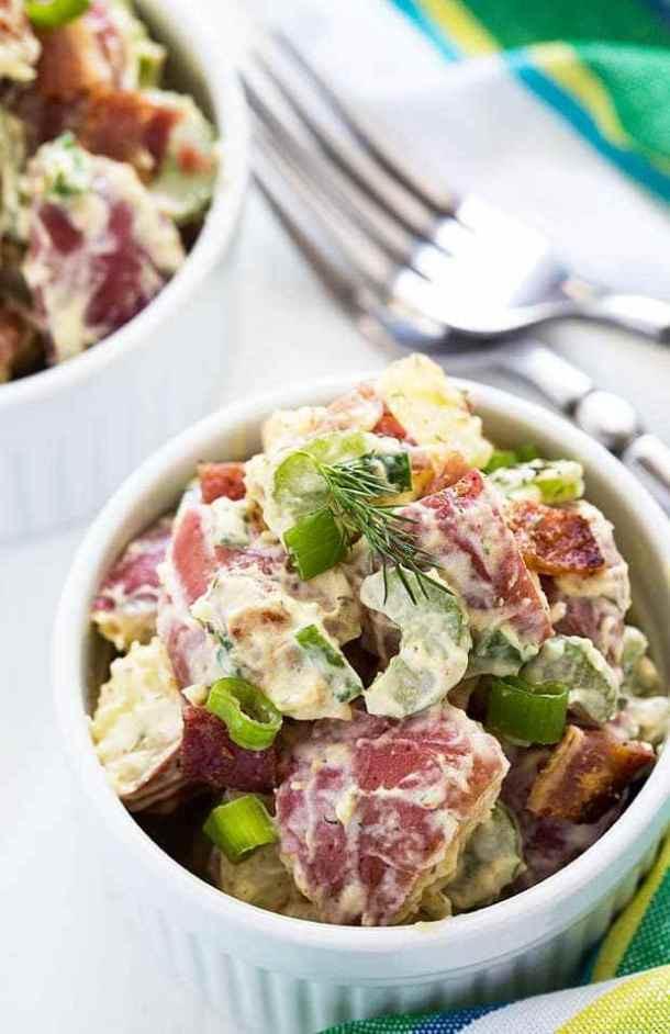 Red Potato Salad Recipes  Red Potato Salad The Best Blog Recipes