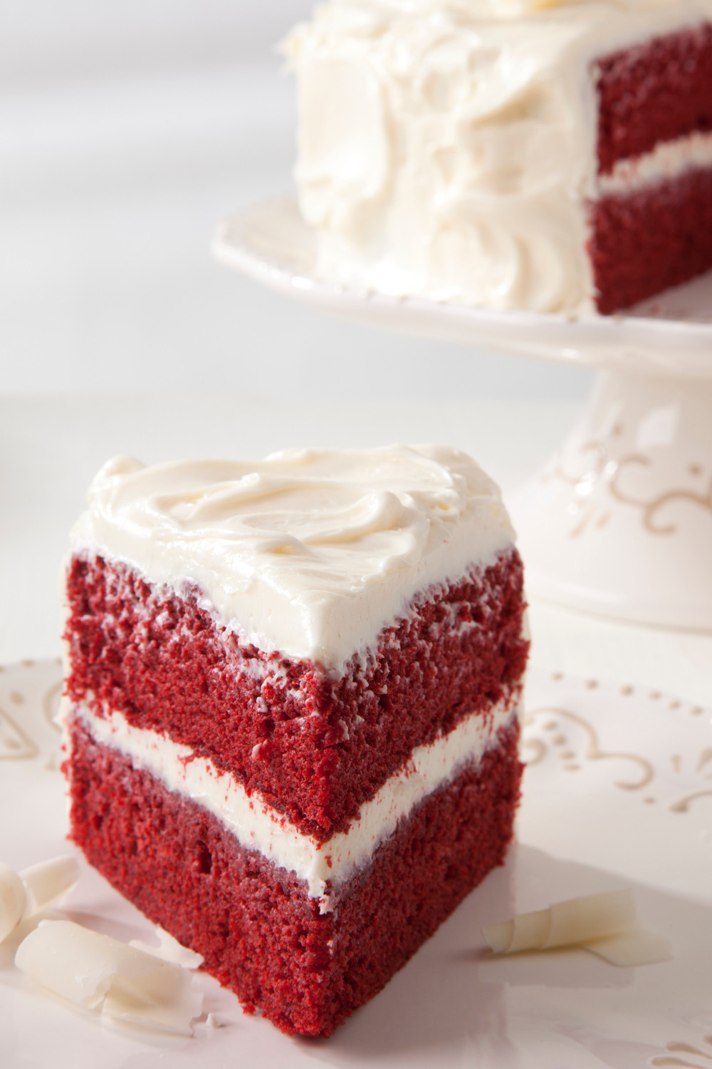 Red Velvet Cake Icing  A Pinch of This A Dash of That Red Velvet Cake with