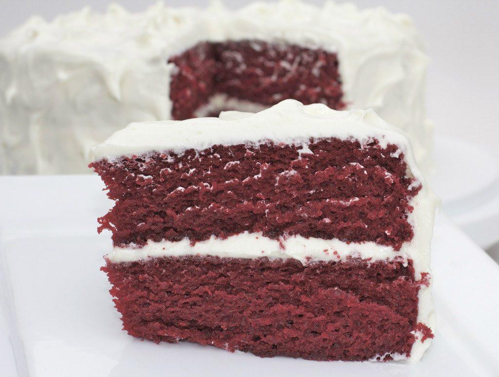 Red Velvet Cake Icing  Best Red Velvet Cake Recipe So Moist with Cream Cheese