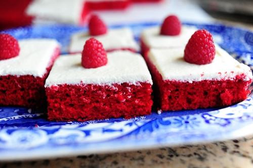 Red Velvet Sheet Cake  Red Velvet Sheet Cake recipe