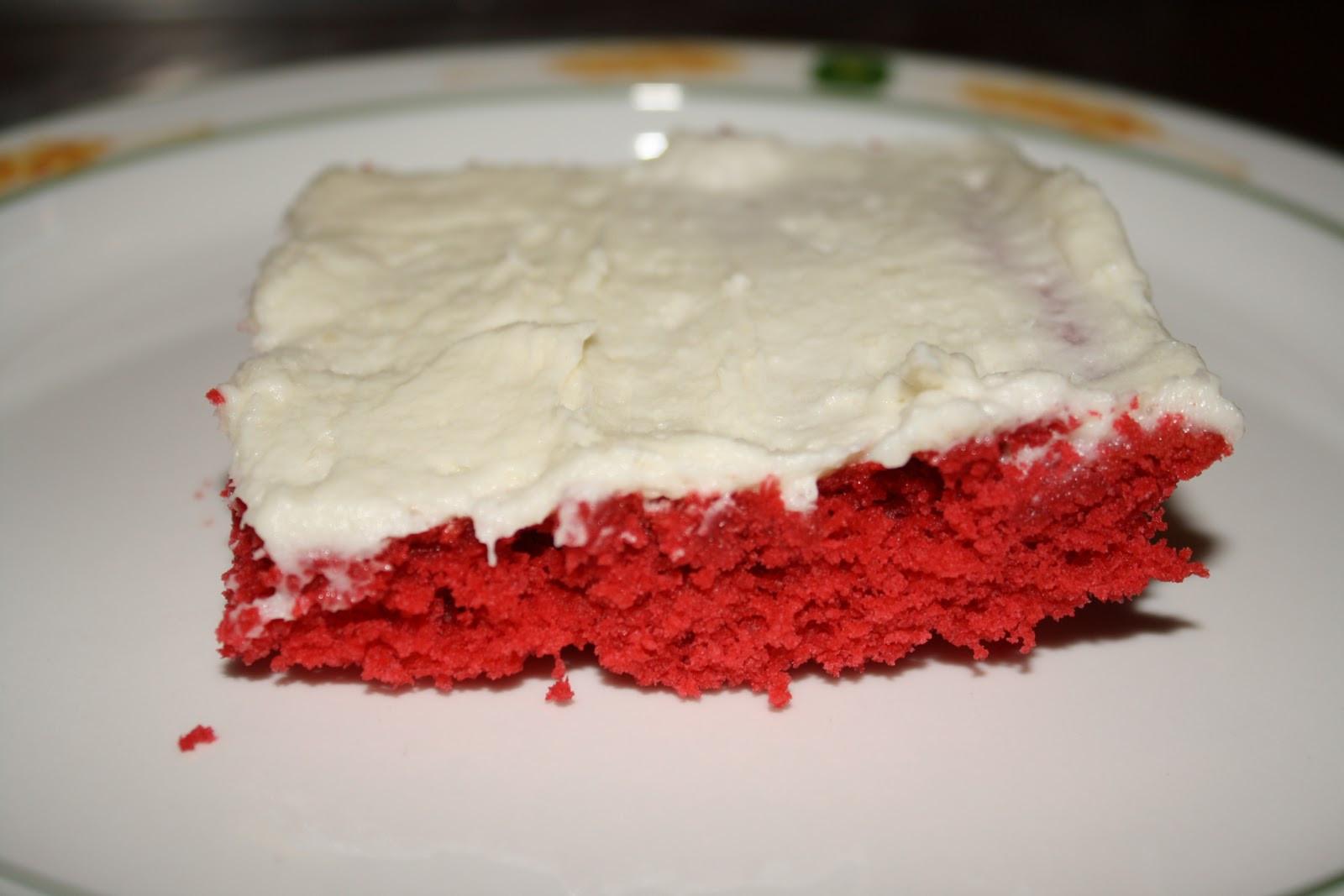 Red Velvet Sheet Cake  Adventures A Wanna Be Country Girl Red Velvet Sheet Cake