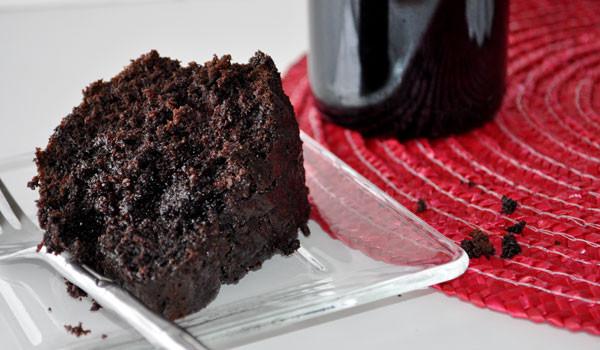 Red Wine Chocolate Cake  Double Chocolate Red Wine Cake Mountain Mama Cooks