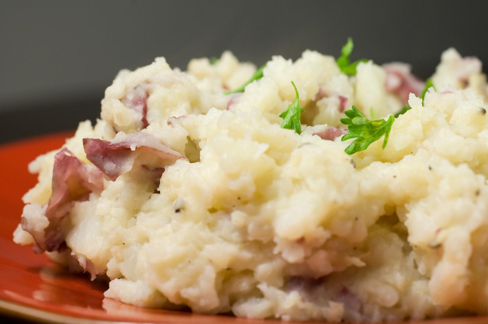 Redskin Mashed Potatoes  The Yankee Chef Lightning Round of Mashed Potatoes