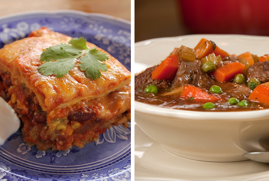Ree Drummond Beef Stew  How to Host a Successful Freezer Meal Swap
