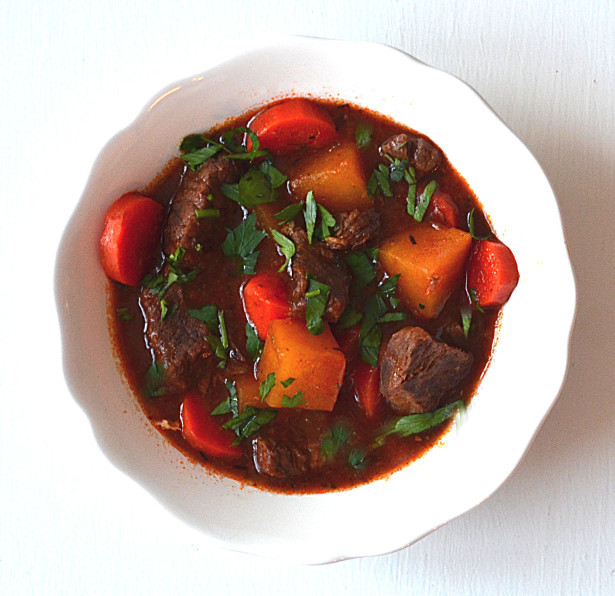 Ree Drummond Beef Stew  Sew French Beef Stew with Wine & Root Ve ables