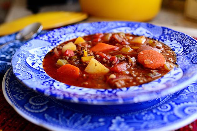 Ree Drummond Beef Stew  Hamburger Soup