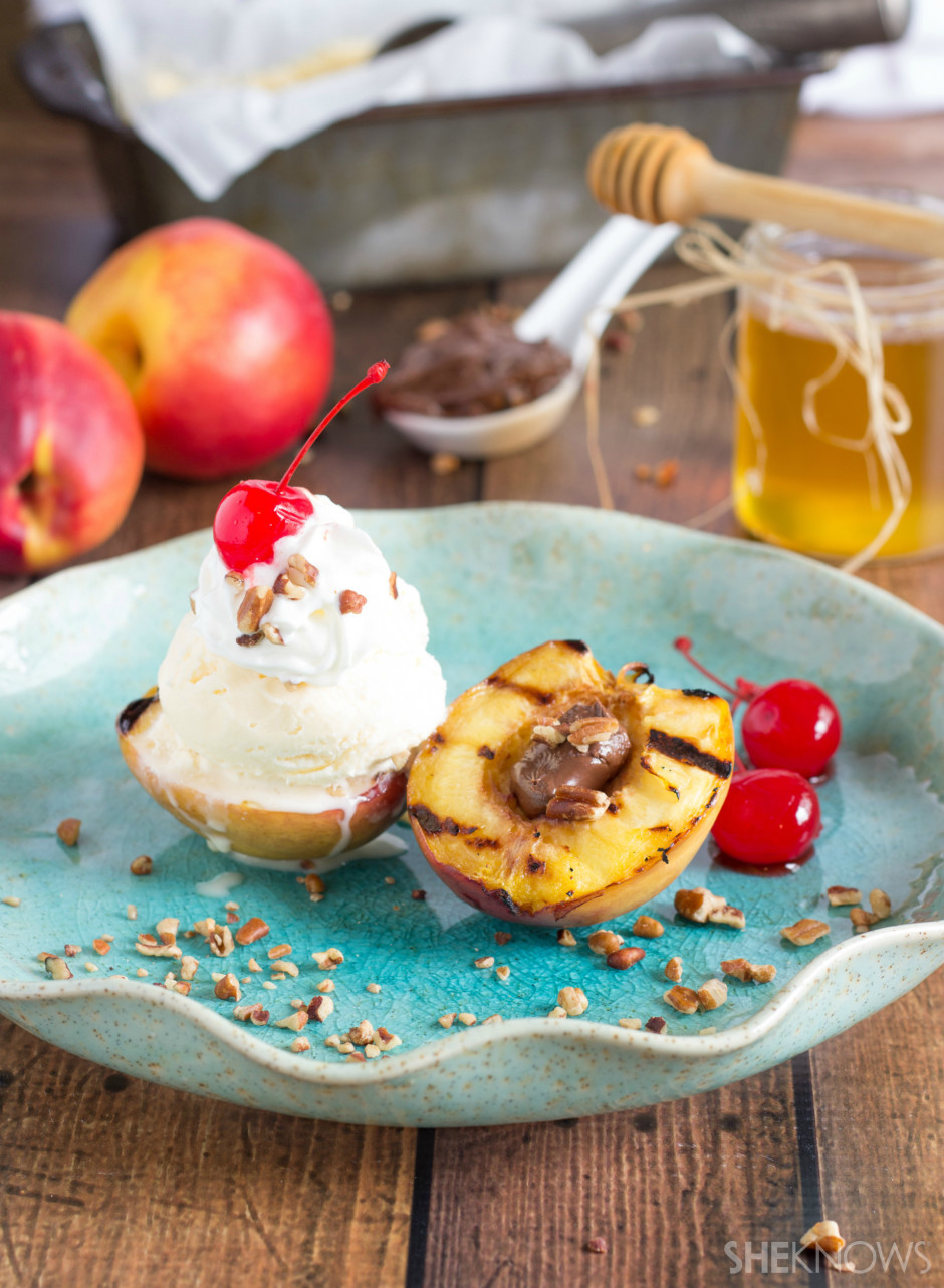 Refreshing Summer Desserts  3 Summer desserts you can make on the grill