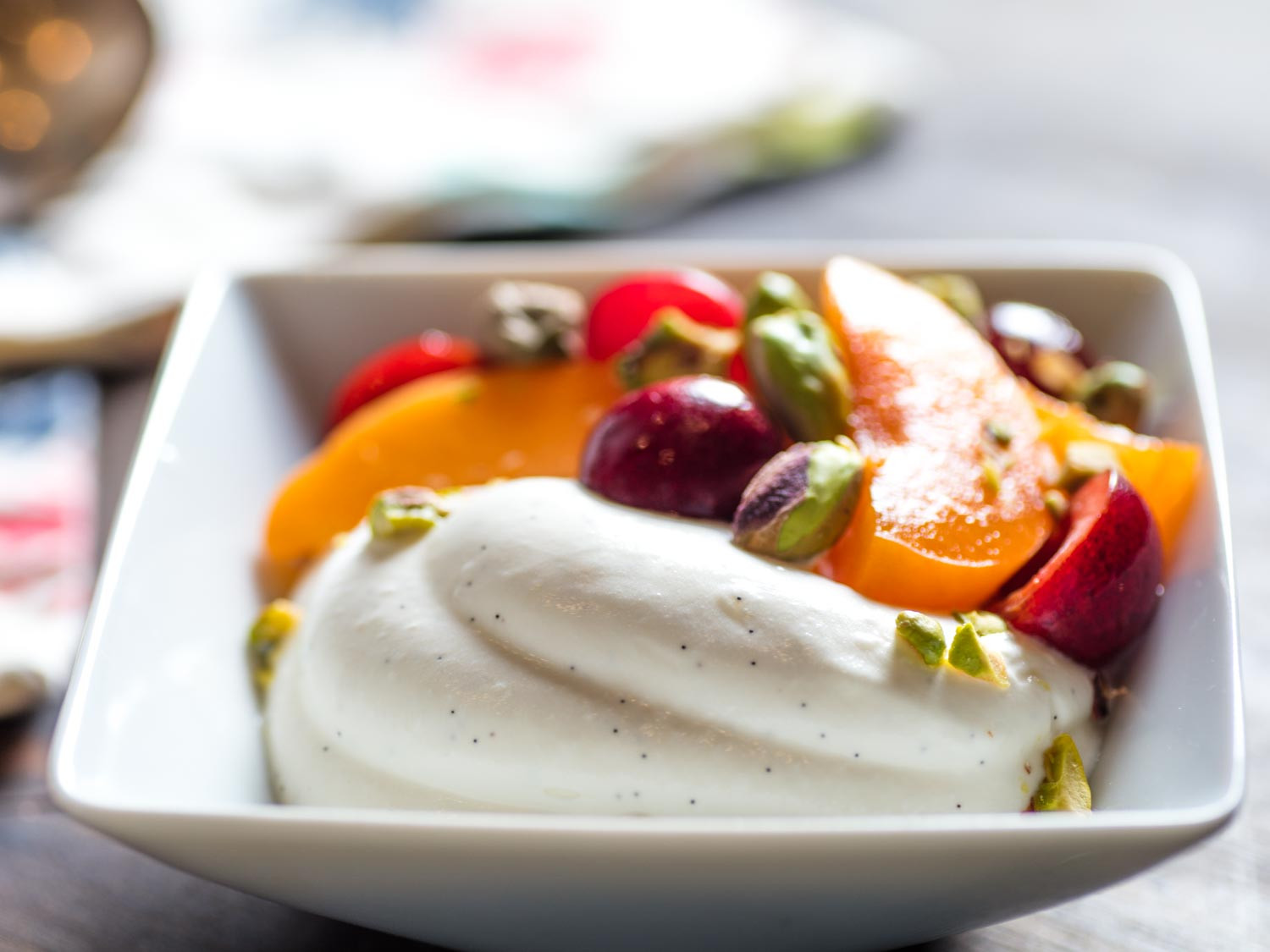 Refreshing Summer Desserts  Make Light and Fresh Summer Desserts With Whipped Greek
