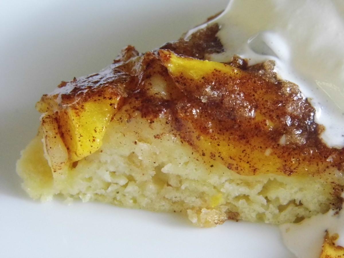Refreshing Summer Desserts  Summer Desserts – Old Fashioned Fresh Peach Cake