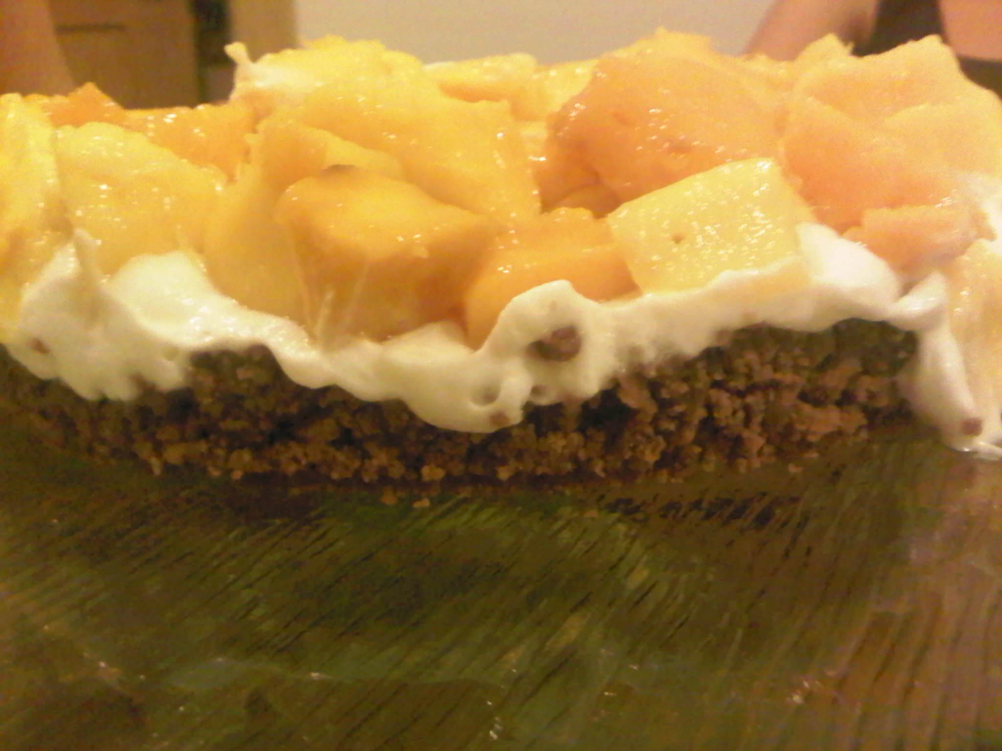 Refreshing Summer Desserts  Refreshing Summer Desserts Mango and Vanilla Honey Pie