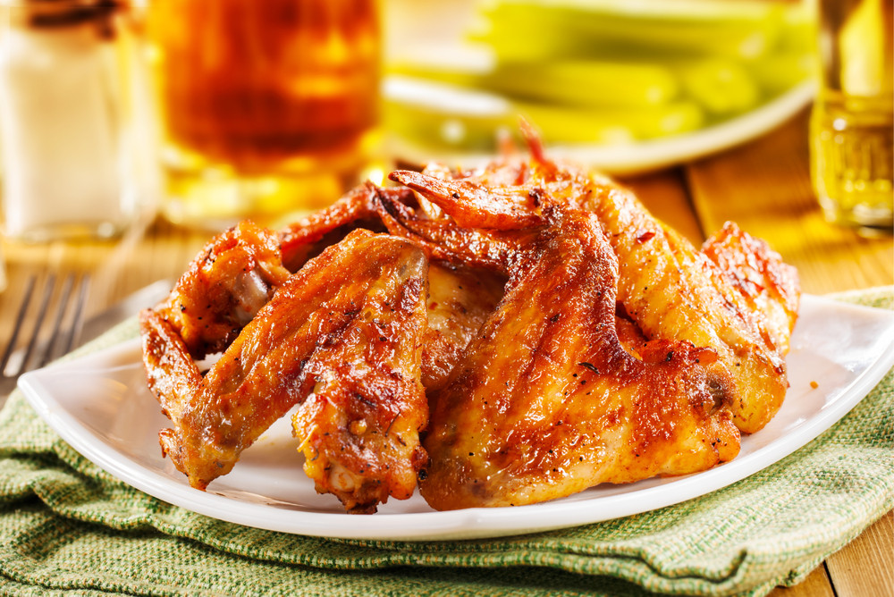 Reheat Chicken Wings  Top Methods for the Best Way to Reheat Chicken Wings