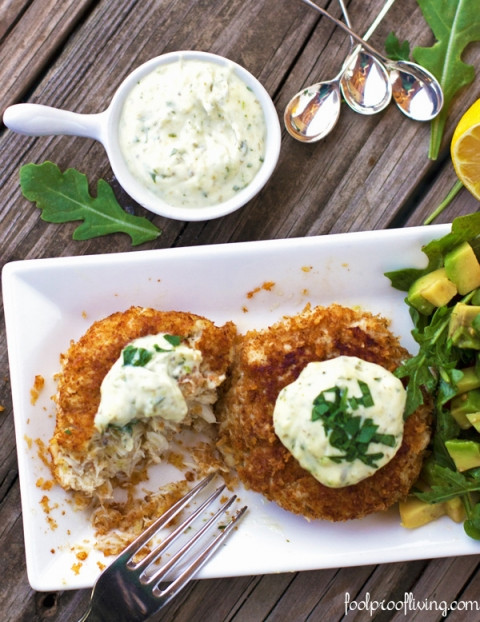 Remoulade Sauce For Crab Cakes  Crab Cakes with Rémoulade Sauce Foolproof Living