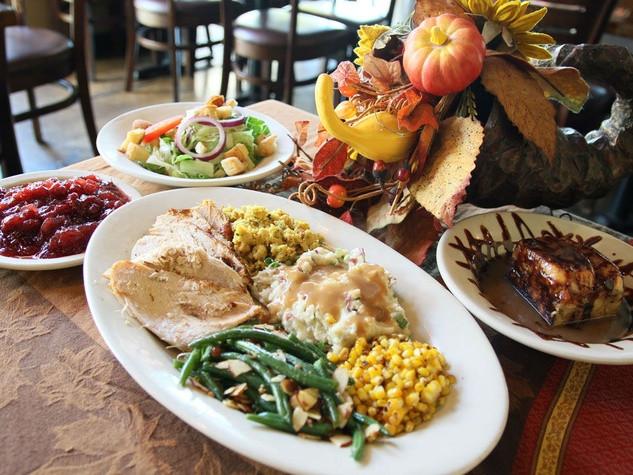 Restaurants Serving Thanksgiving Dinner  These Dallas restaurants are serving up Thanksgiving 2017