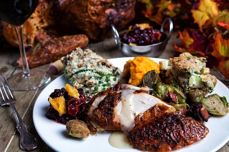 Restaurants Serving Thanksgiving Dinner  Best Broward Restaurants Serving Thanksgiving Dinner 2015