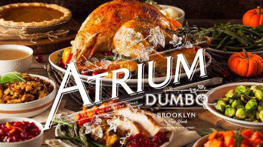Restaurants Serving Thanksgiving Dinner  12 Brooklyn Restaurants Serving Thanksgiving Dinner BKLYNER