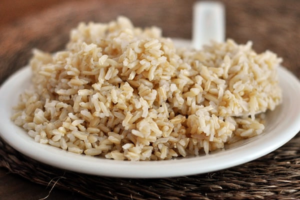 Rice Cooker Brown Rice  How to Cook Perfect Brown Rice