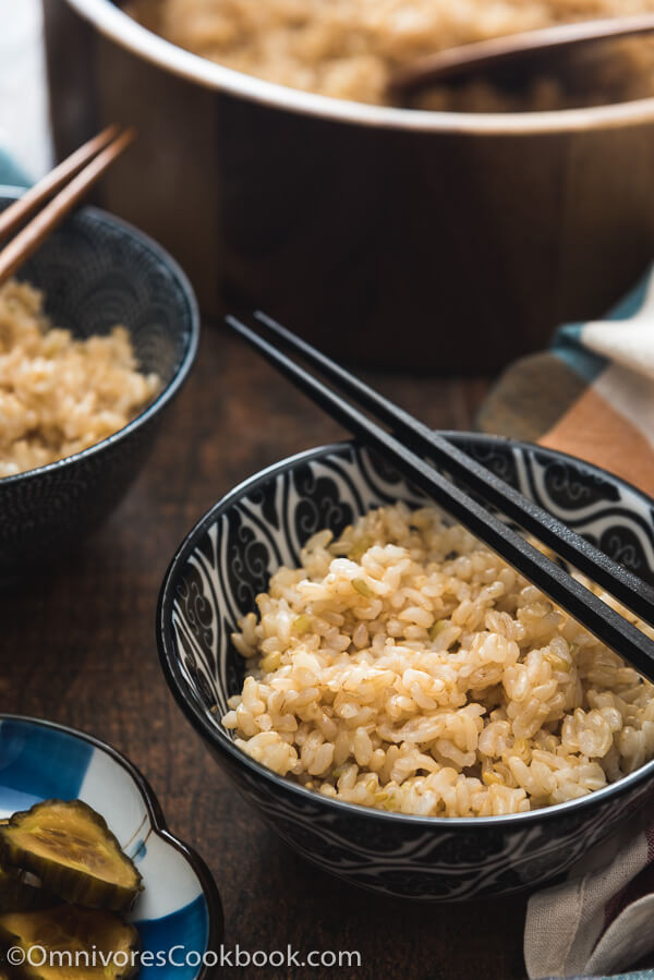Rice Cooker Brown Rice  Pressure Cooker Brown Rice