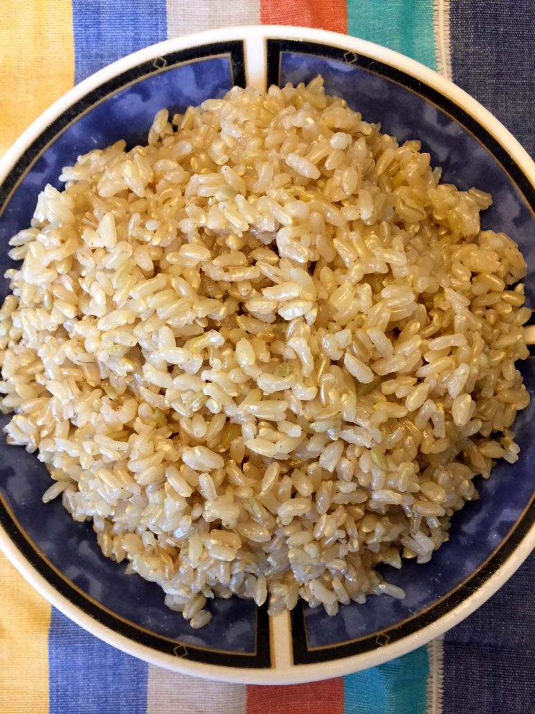 Rice Cooker Brown Rice  Instant Pot Brown Rice – How To Cook Brown Rice In A