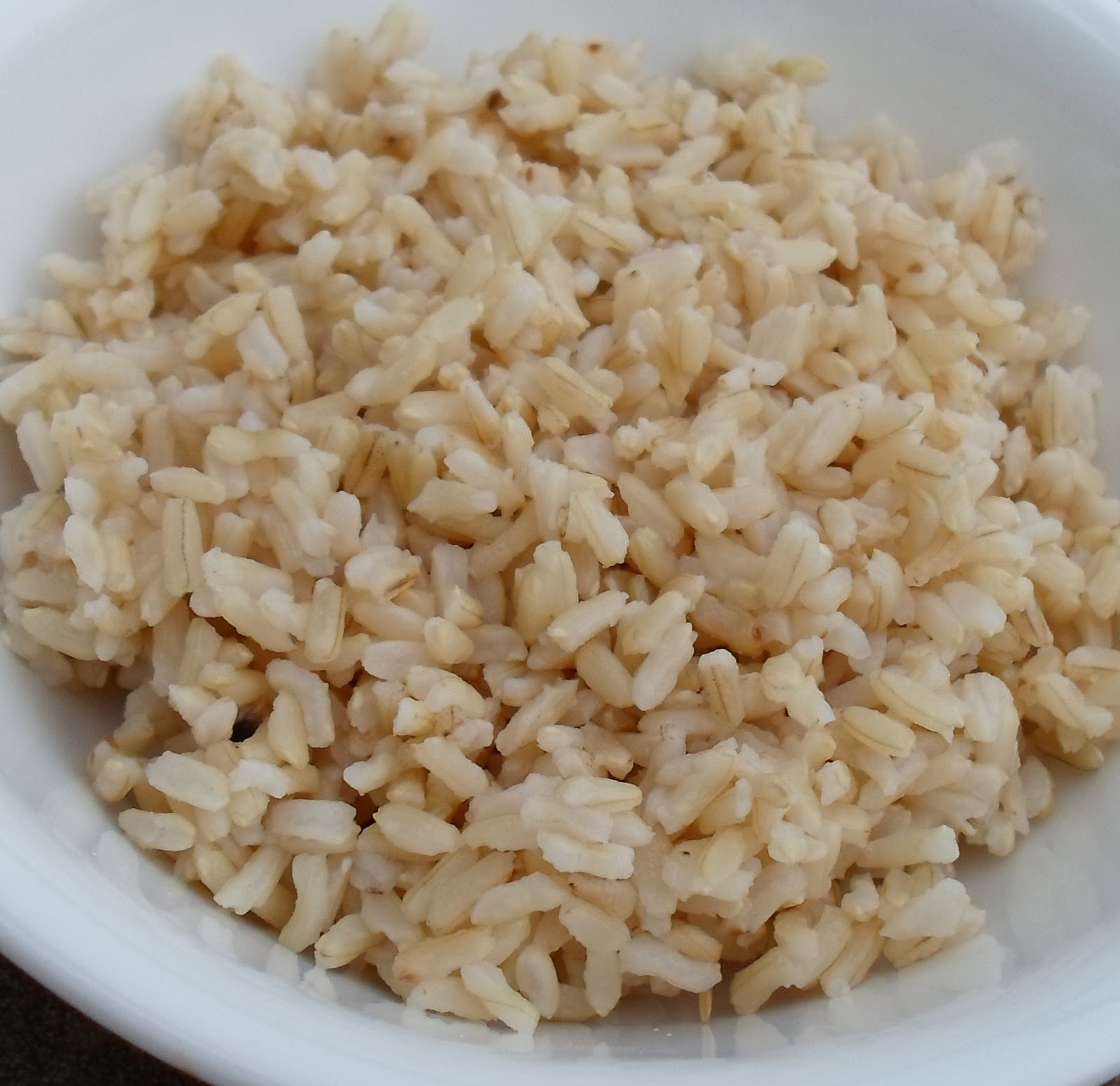 Rice Cooker Brown Rice  Happier Than A Pig In Mud Pressure Cooker Brown Rice