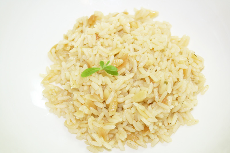 Rice Pilaf With Orzo  Rice Pilaf with Toasted Orzo Spice or Die