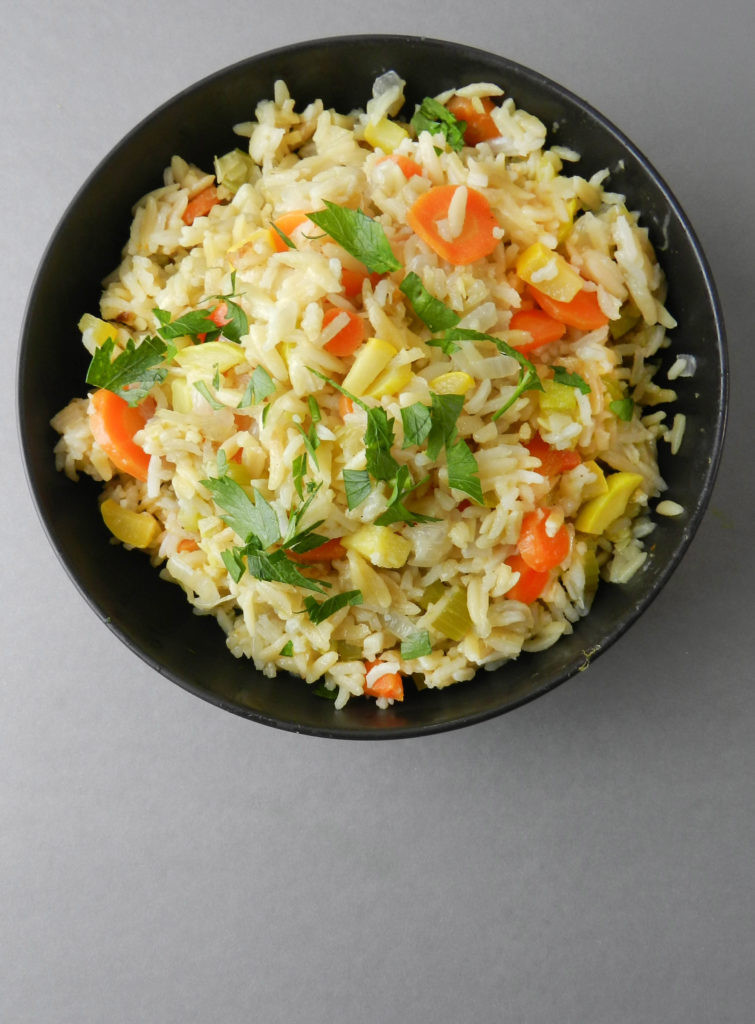 Rice Pilaf With Orzo  Orzo and Rice Pilaf Discovery Cooking