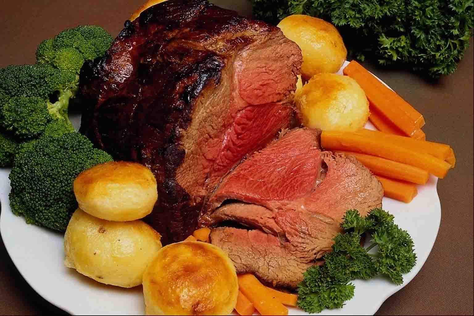 Roast Beef Dinner  Famous Roast Quotes QuotesGram