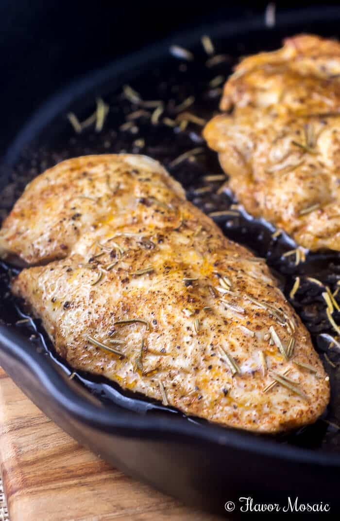 Roasted Chicken Breasts  Oven Baked Chicken Breast Flavor Mosaic