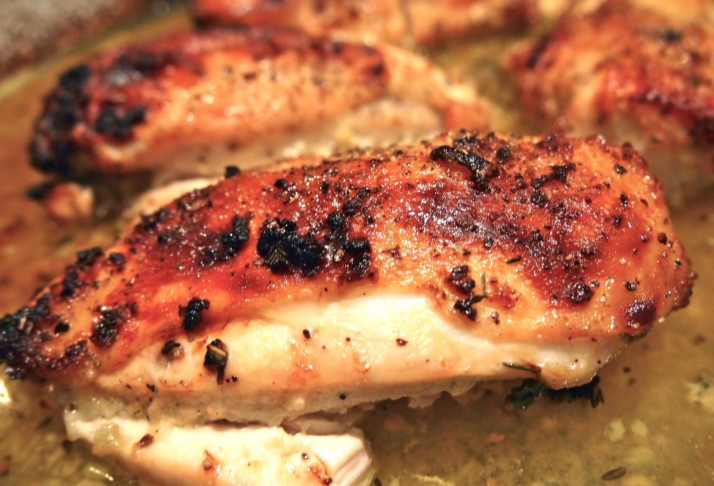 Roasted Chicken Breasts  Ina Garten's Lemon Roasted Chicken Breasts – The Most