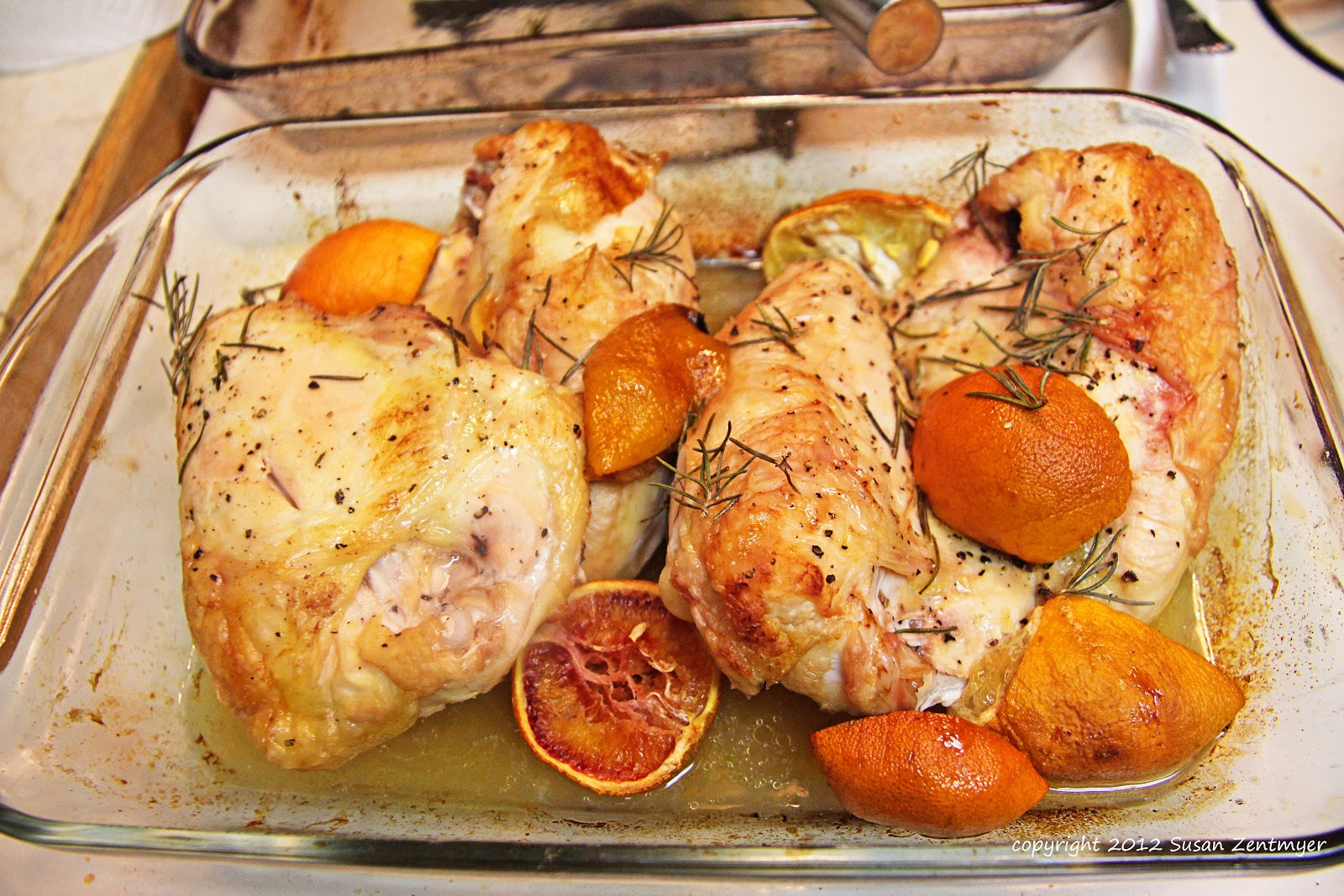 Roasted Chicken Breasts  Love from the Kitchen Simple Roast Chicken Breasts