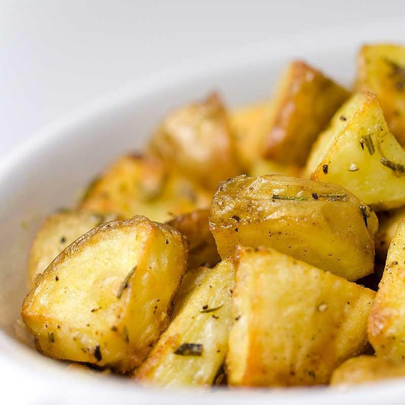 Roasted New Potatoes  Roasted New Potatoes