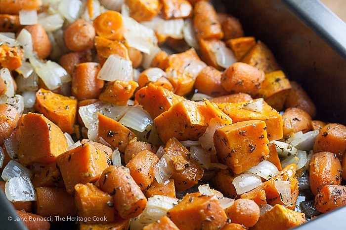 Roasted Potatoes And Carrots And Onions  Roasted Sweet Potato Carrot Soup Gluten Free • The