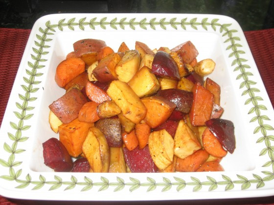 Roasted Vegetables Thanksgiving  Roasted Root Ve ables…Perfect For Thanksgiving