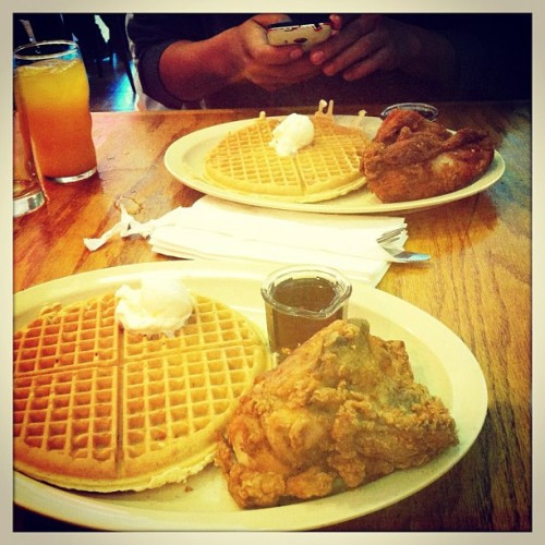 Roscoe'S Chicken And Waffles Menu  roscoe s chicken and waffles on Tumblr