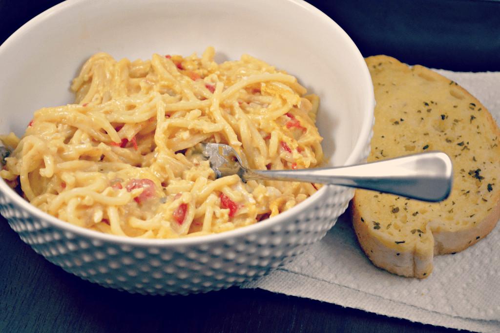 Rotel Chicken Spaghetti  Chicken Spaghetti Recipe