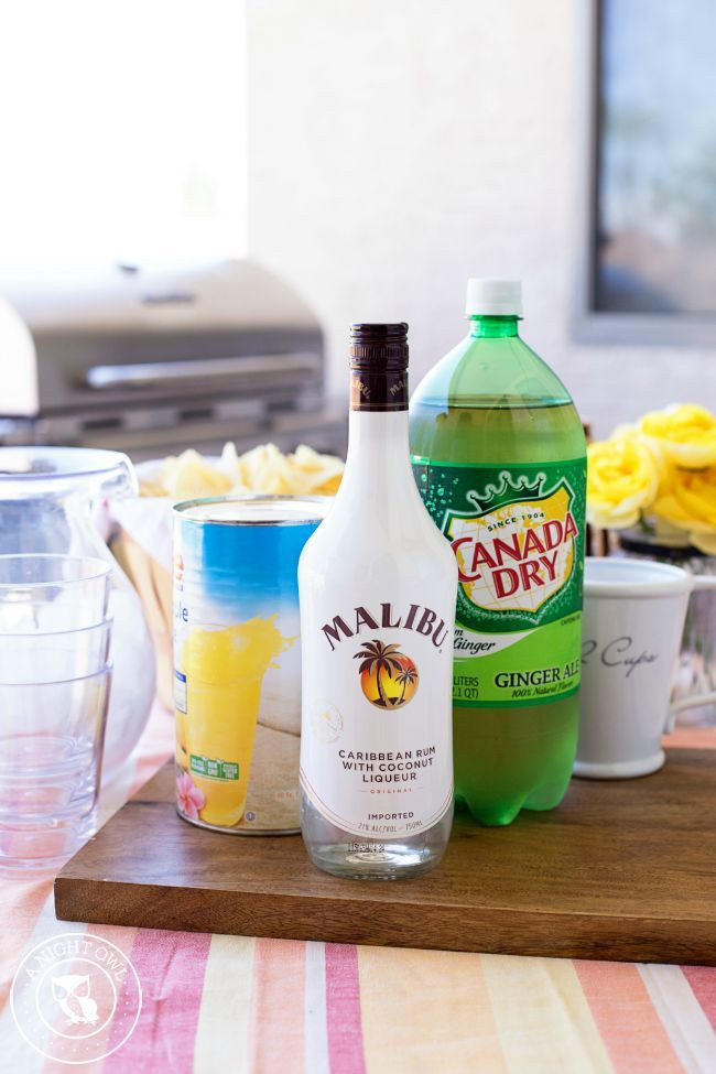 Rum Drinks Easy  25 best ideas about Coconut rum drinks on Pinterest