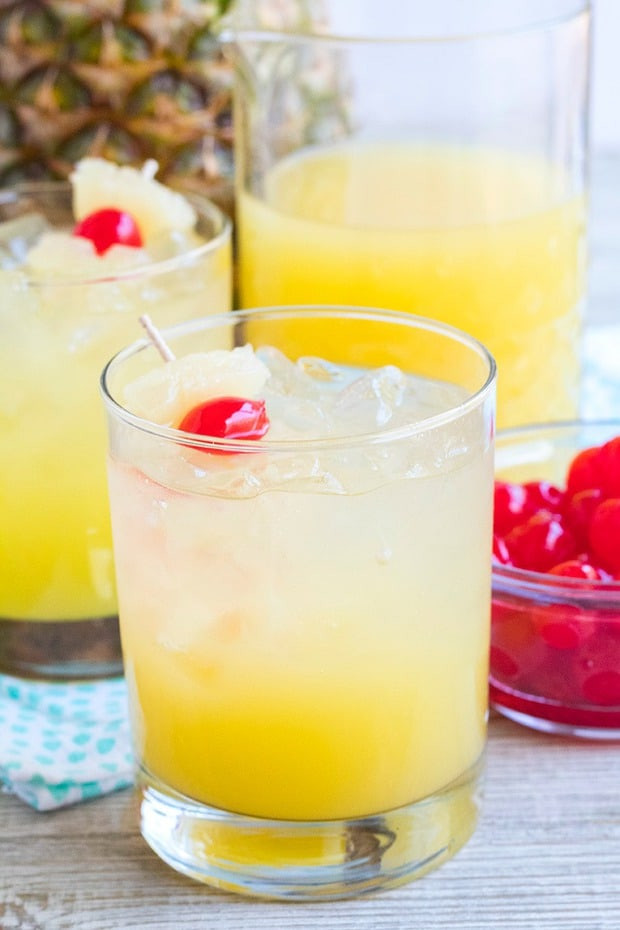 Rum Drinks Easy  Summertime Punch Recipes The Best Blog Recipes